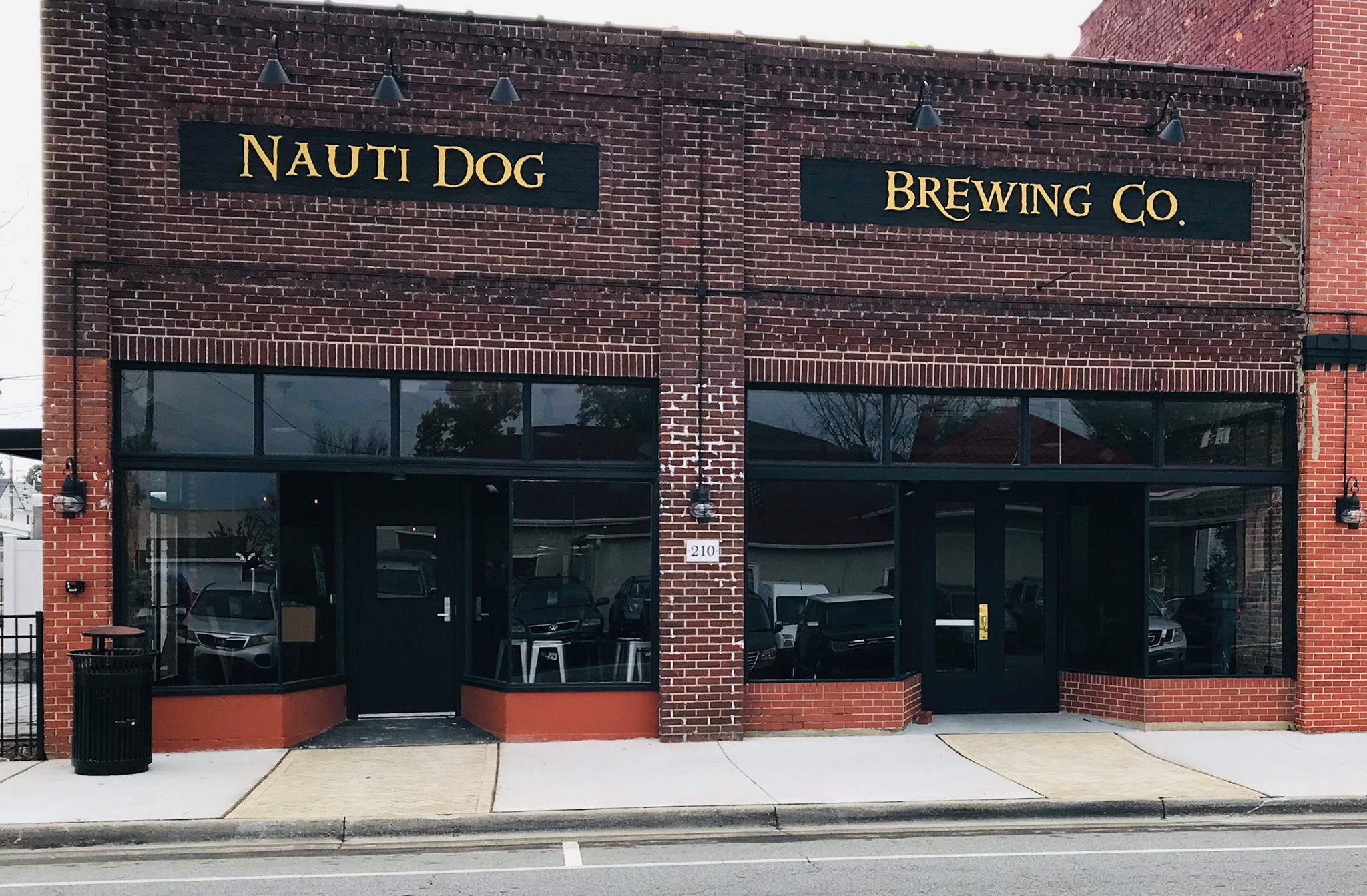 Nauti Dog Brewing Co. Store in Winterville